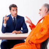 Встречи с подозреваемым в следственном изоляторе